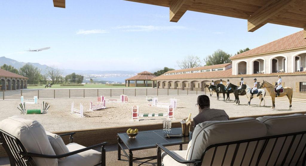 Академия конного спорта