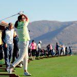 11-13 октября состоялся клубный гольф турнир Gelendzhik Open Тур Десяти Mixed Tournament